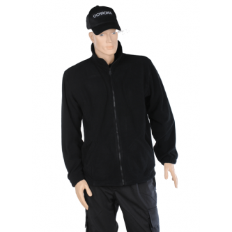 Polar FLEECE CZARNY